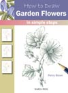 How to Draw: Garden Flowers