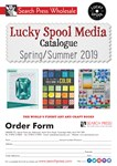 Lucky Spool SPR SUM 2019 Catalogue