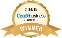 Highly Commended CraftBusiness 2024/2015