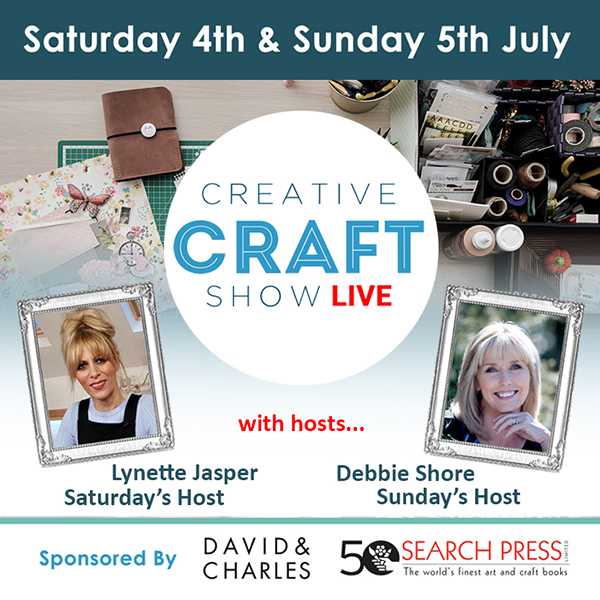 The Creative Craft Show Live
