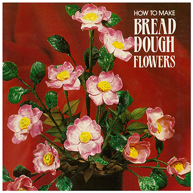 How to Make Bread Dough Flowers