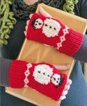20TM Knitted Wrist Warmers