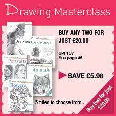 Drawing Masterclass Offer